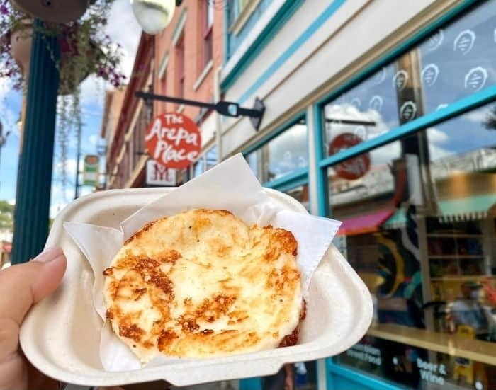 The Arepa Place at Findlay Market