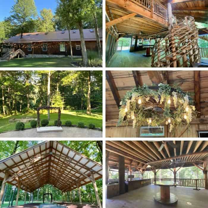 The Barn Wedding Event Center at the Mohicans