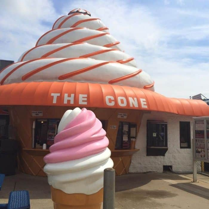 The Cone in West Chester Ohio