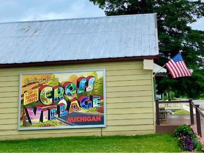 Cross Village in Northern Michigan