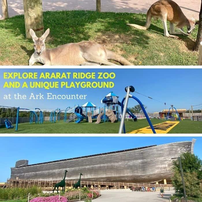Explore Ararat Ridge Zoo and a Unique Playground at the Ark Encounter