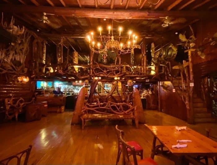 Inside Legs Inn Polish Restaurant