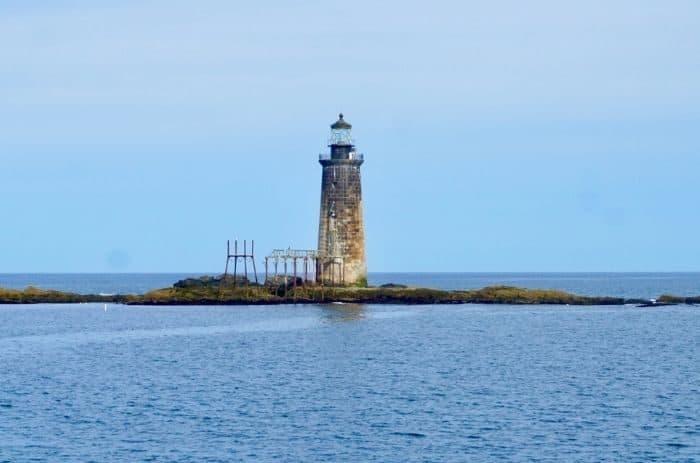 Ram Island Light in Maine