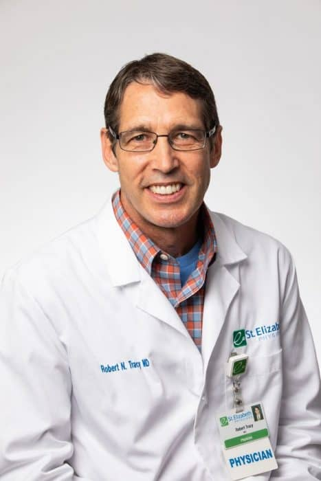 Robert Tracy MD