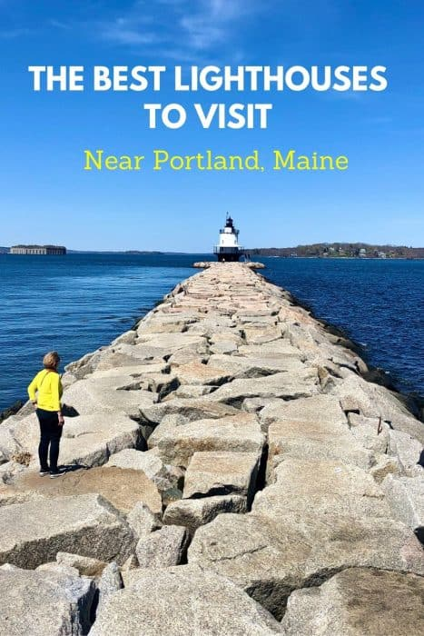 The Best Lighthouses to Visit Near Portland, Maine