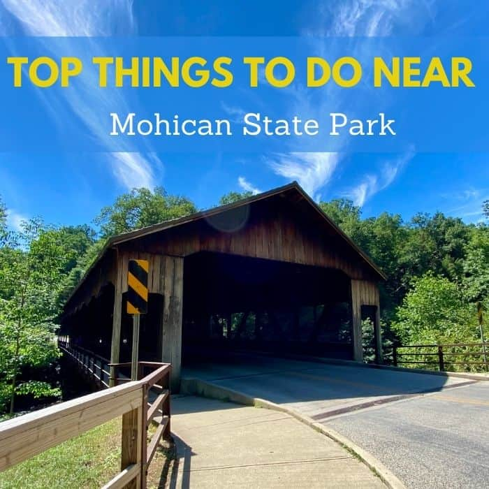 Top Things to Do Near Mohican State Park