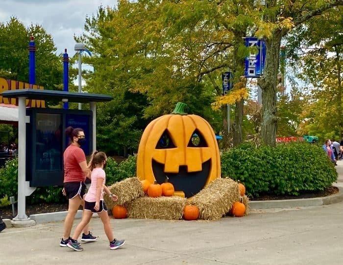 Tricks or Treats Fall Fest at Kings Island