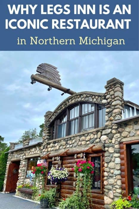 Why Legs Inn is an Iconic Restaurant in Northern Michigan