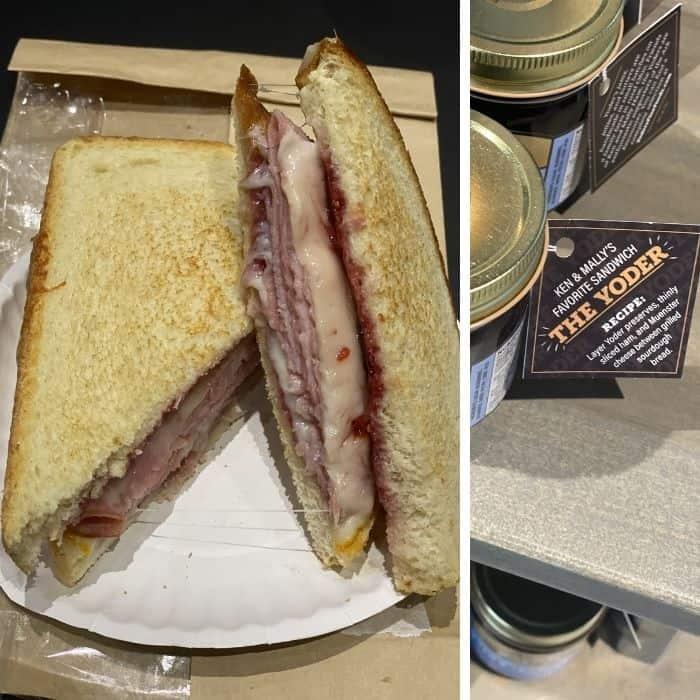 Yoder Sandwich