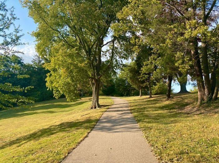 Devou Park Trails