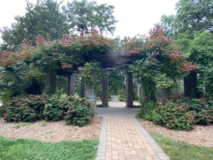 Rotary Grove Memorial at Devou Park