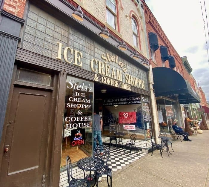 Stela's Ice Cream Shoppe & Coffee House