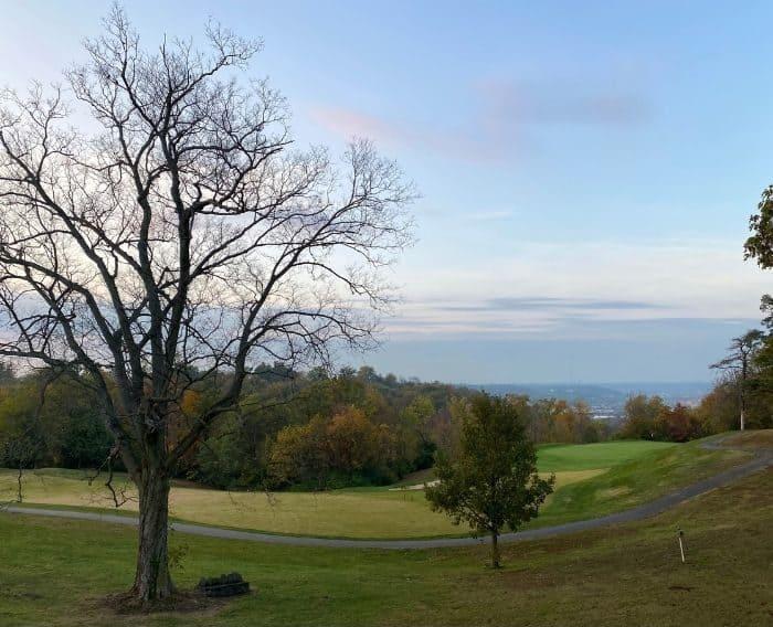golf course at Devou Park