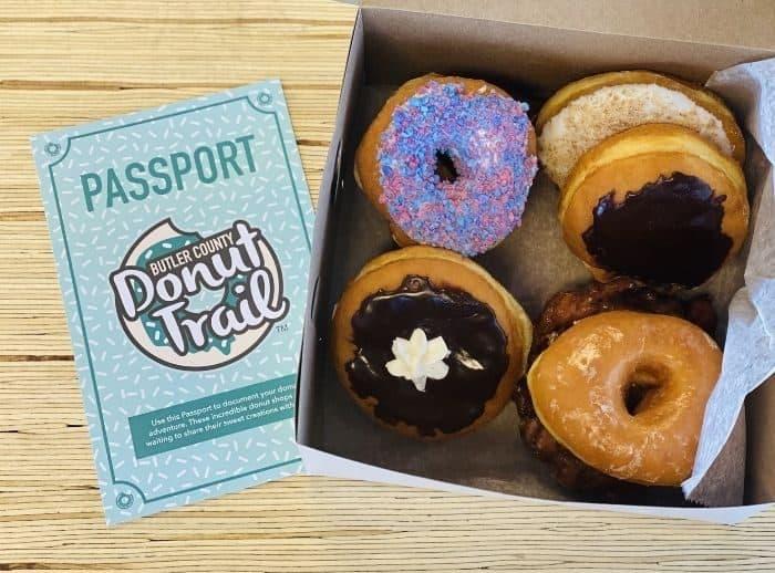 Donut Trail Passport