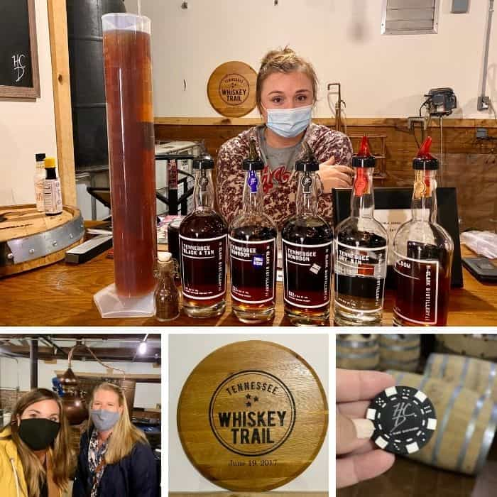 H Clark Distillery in Franklin TN