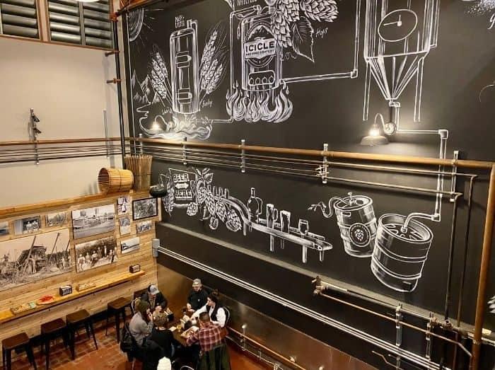 Icicle Brewing Company in Leavenworth WA