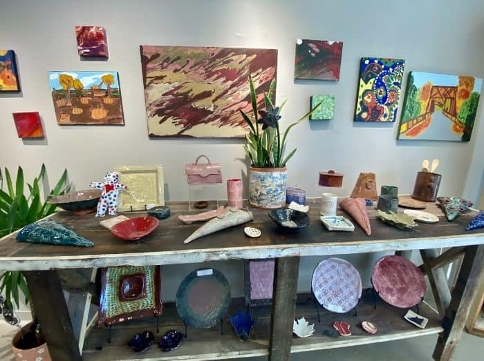 Insideout Studio Gallery and Gifts in Hamilton Ohio