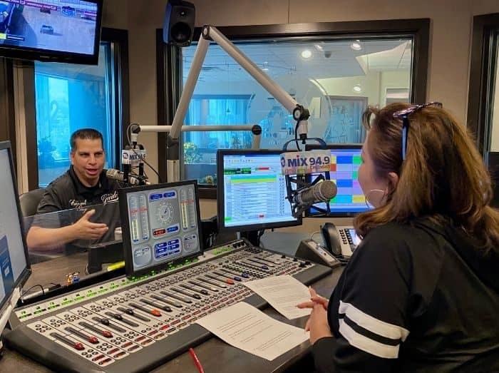 Steve Del Gardo interview for the Lady Bod Podcast