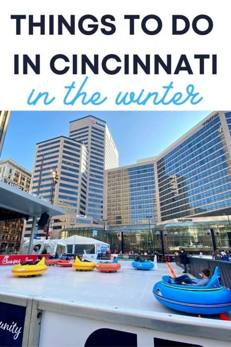 Things to Do in Cincinnati in the Winter