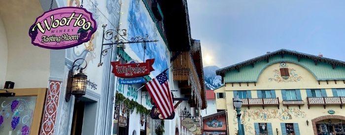 WooHoo Winery in Leavenworth WA
