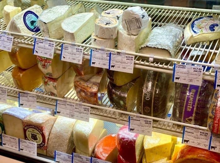 The Cheesemonger's Shop in Leavenworth WA