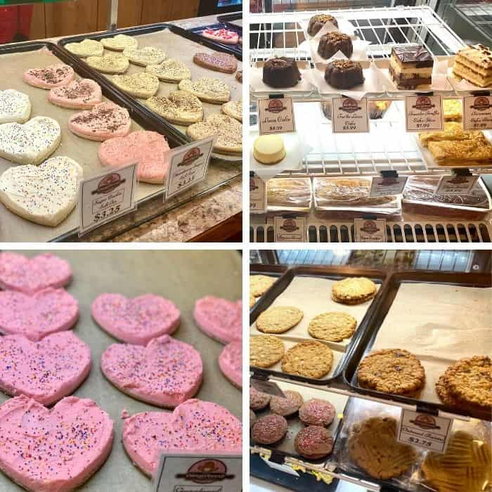 cookies from Gingerbread Factory in Leavenworth WA
