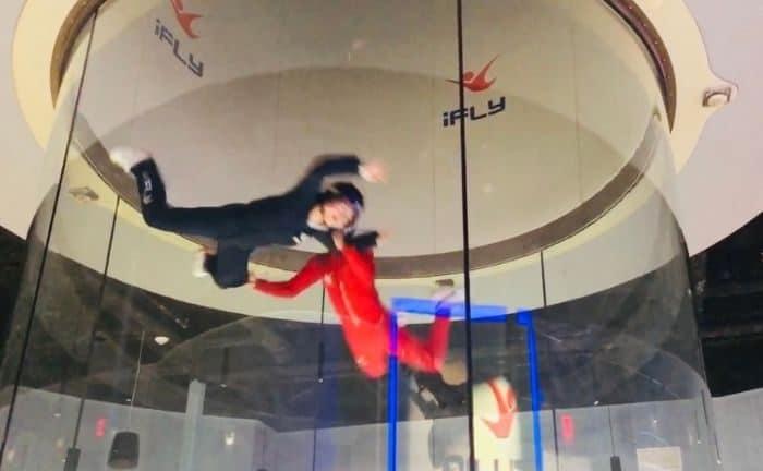 iFLY Cincinnati Indoor Skydiving