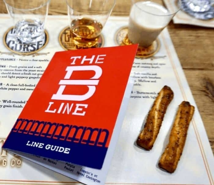 the B-Line in Northern Kentucky