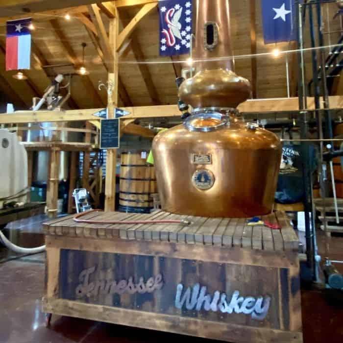 Leiper's Fork Distillery Tour & Tasting