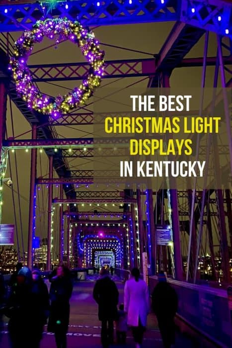 The Best Christmas Light Displays in Kentucky
