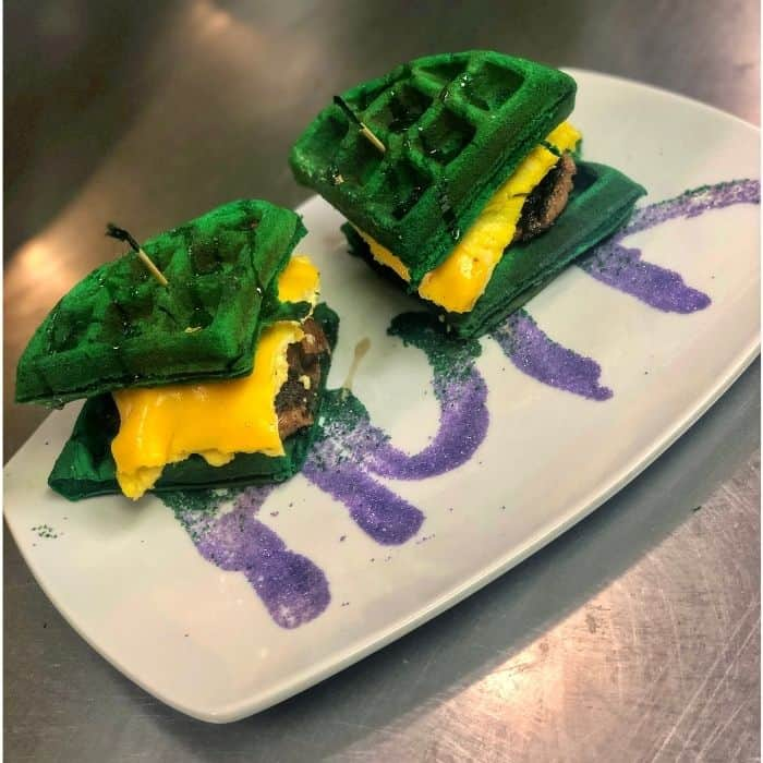 """The """"HULK"""" at SuperChef's Breakfast & More"""