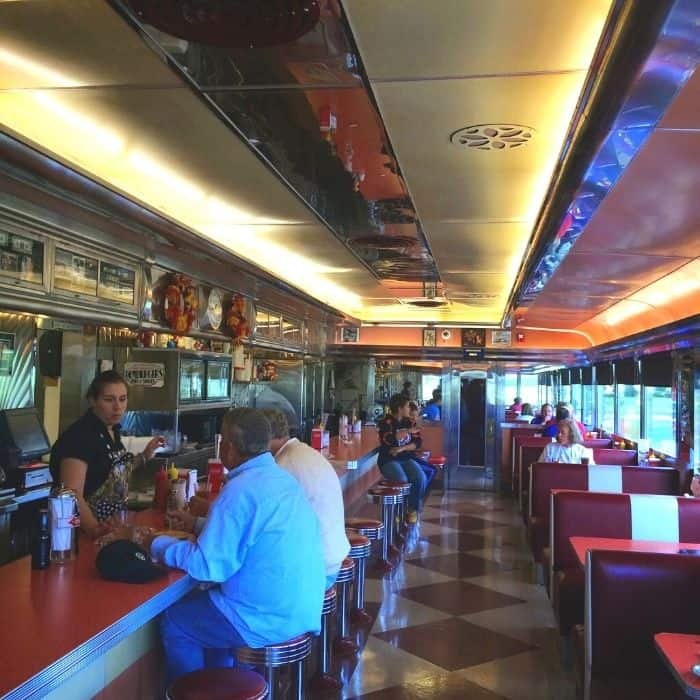 Tin Goose Diner in Ohio