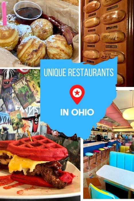 Unique Restaurants in Ohio