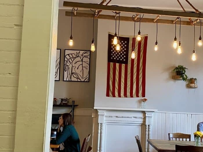 inside The Coffee House at Second and Bridge