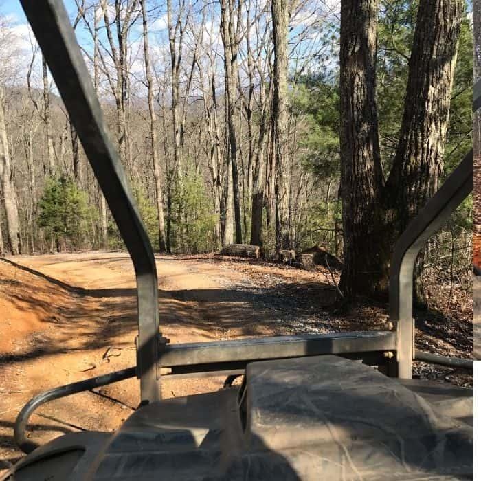 ATV tour at Foxfire Mountain Adventure Park