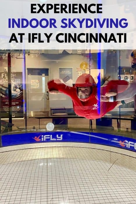 Experience Indoor Skydiving at iFLY Cincinnati