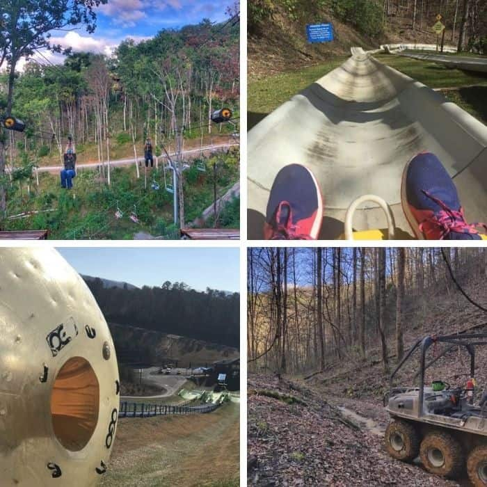 Extreme Adventures in the Smoky Mountains for Thrill Seekers