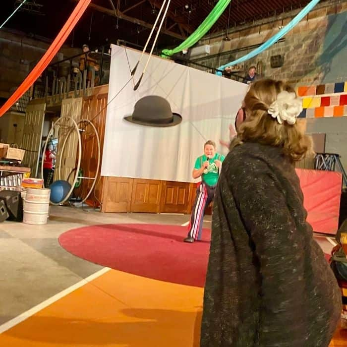 Family Matinee Circus and Workshop at Bircus Brewing Company
