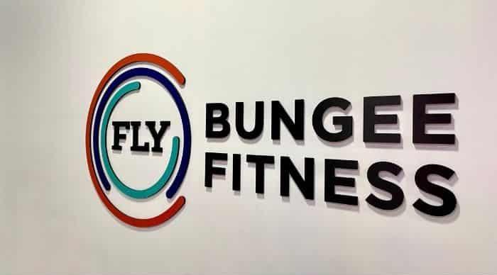 Fly Bungee Fitness Cincinnati sign