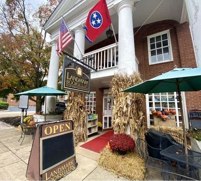 Landmark Booksellers in Franklin TN