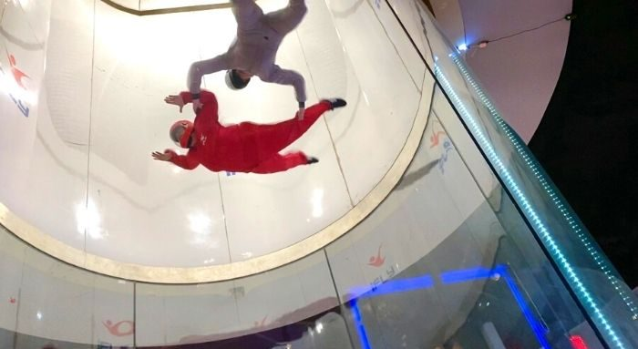 The High Fly Experience at iFLY