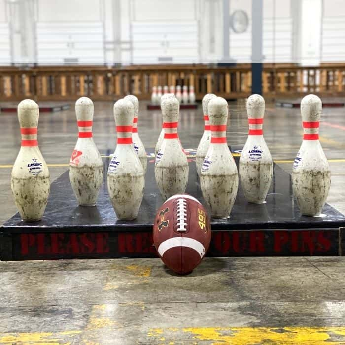 Try Bowling with a twist at Fowling Warehouse Cincinnati