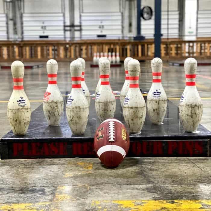 fowling game at  Fowling Warehouse Cincinnati