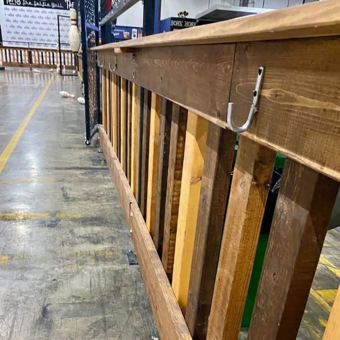purse hooks at Fowling Warehouse Cincinnati