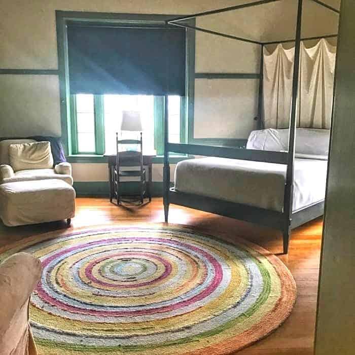 room at the Inn at Shaker Village