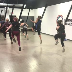 A Unique Way to Exercise at Fly Bungee Fitness Cincinnati