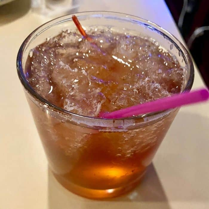 Door County cherry mule at Sister Bay Bowl and Supper Club