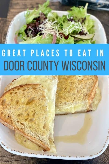 Great Places to Eat in Door County, Wisconsin