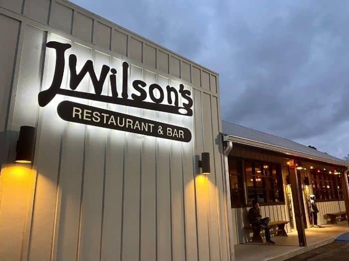J Wilson's Beaumont Texas