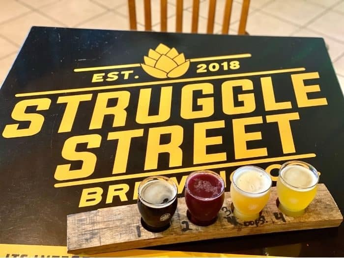 Struggle Street Brewing Company